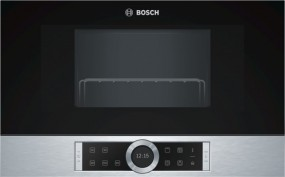 Bosch BEL634GS1 Edelstahl Einbaumikrowelle
